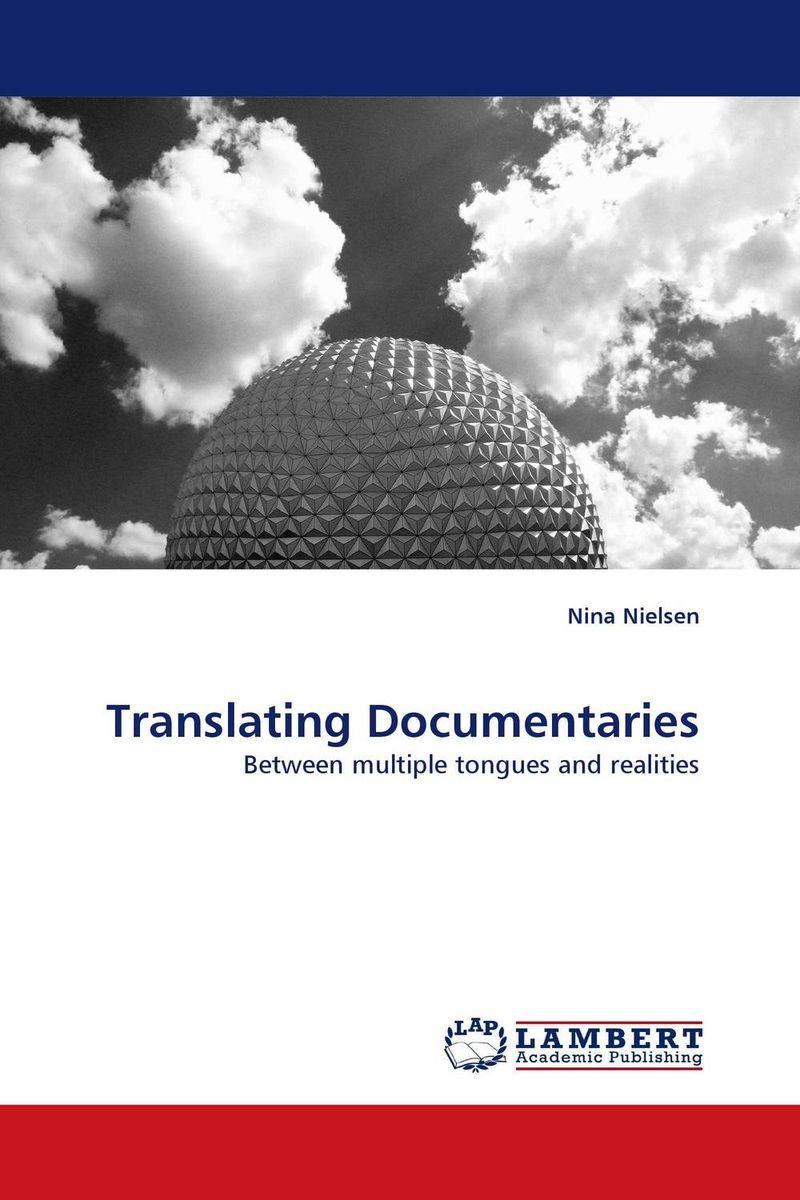 Translating Documentaries