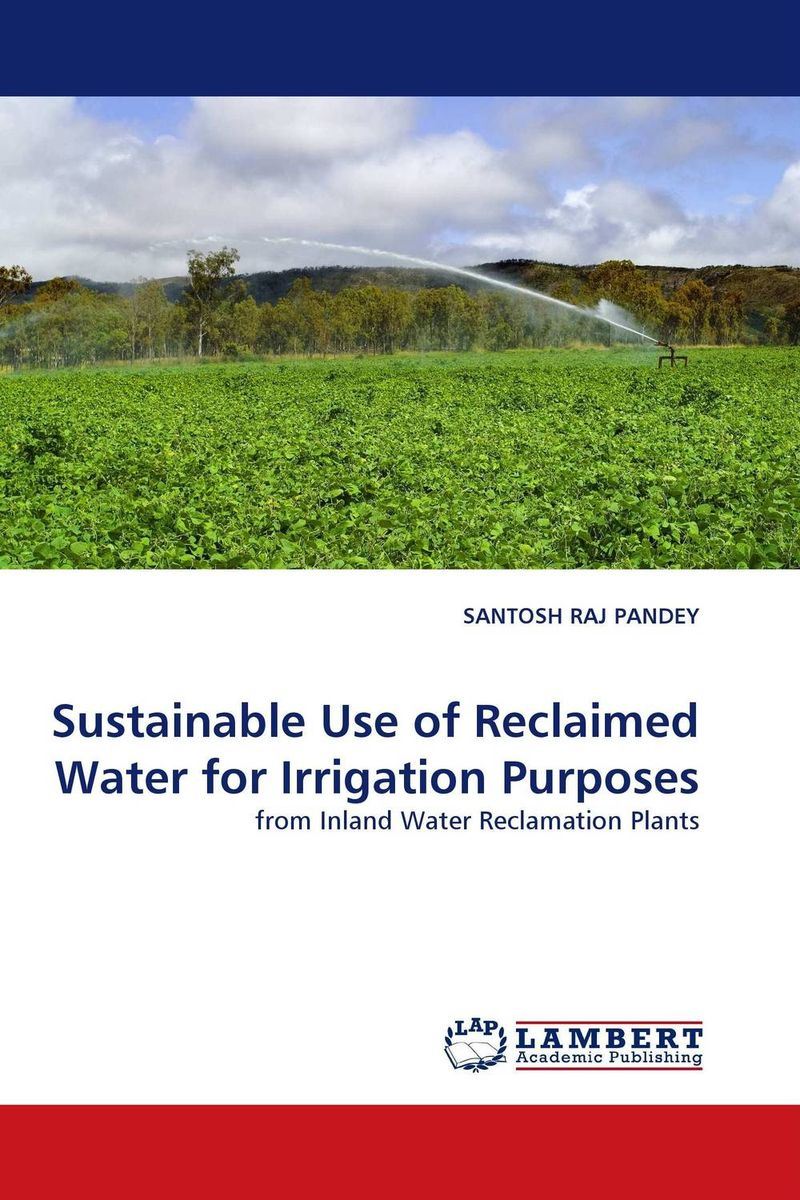 Sustainable Use of Reclaimed Water for Irrigation Purposes moschino g15060385759