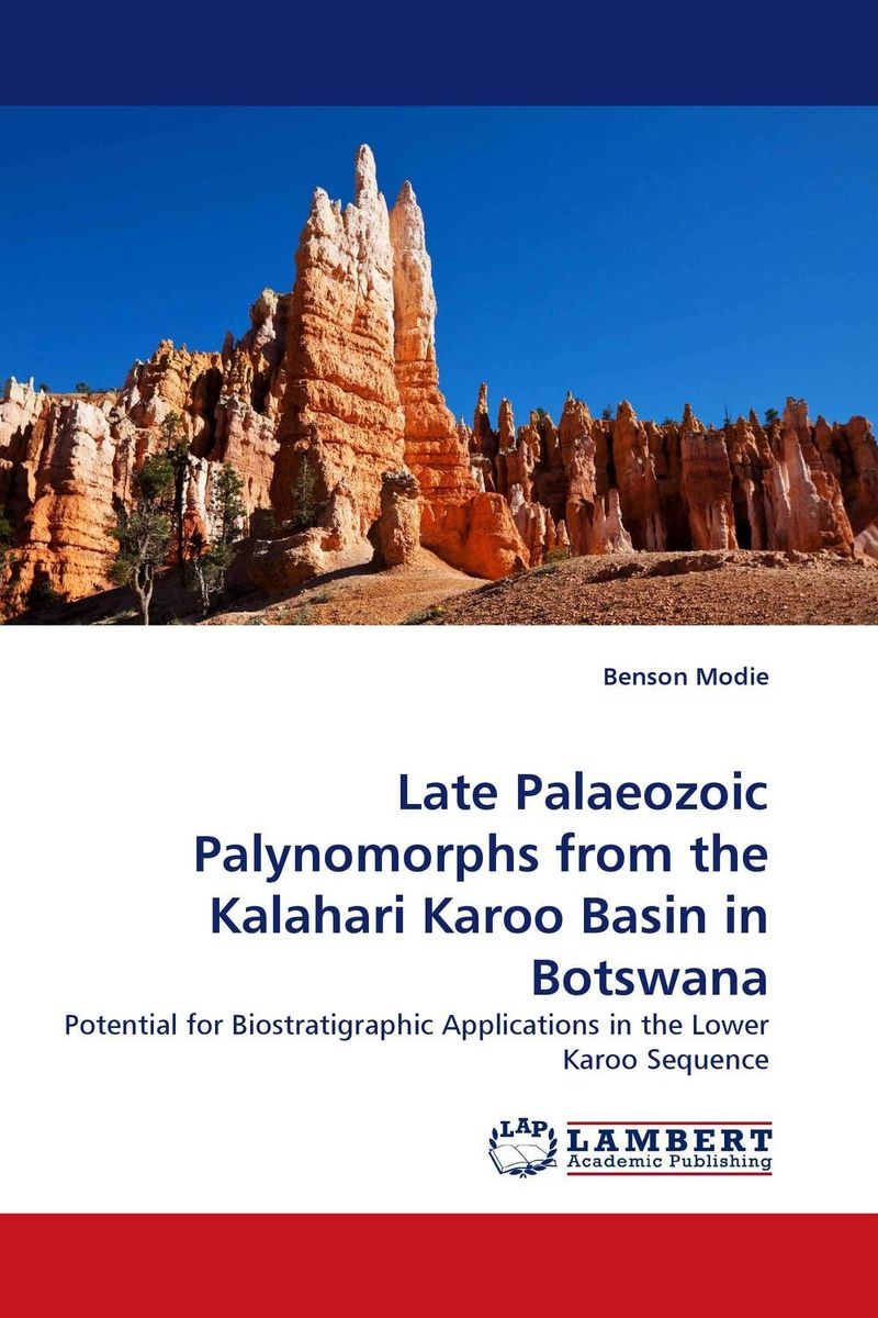 Late Palaeozoic Palynomorphs from the Kalahari Karoo Basin in Botswana alon dadon imaging spectroscopy from space applied for geological mapping