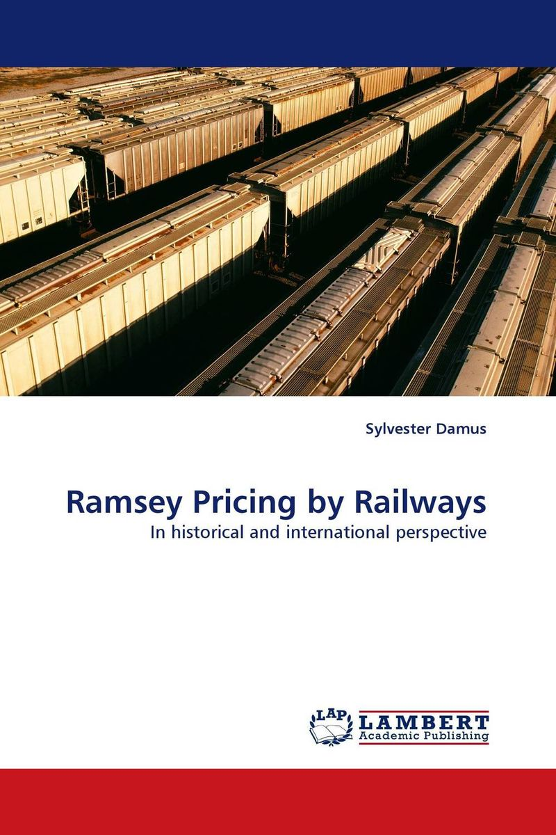 Ramsey Pricing by Railways paichuan chen extending the quandt ramsey modeling to survival analysis