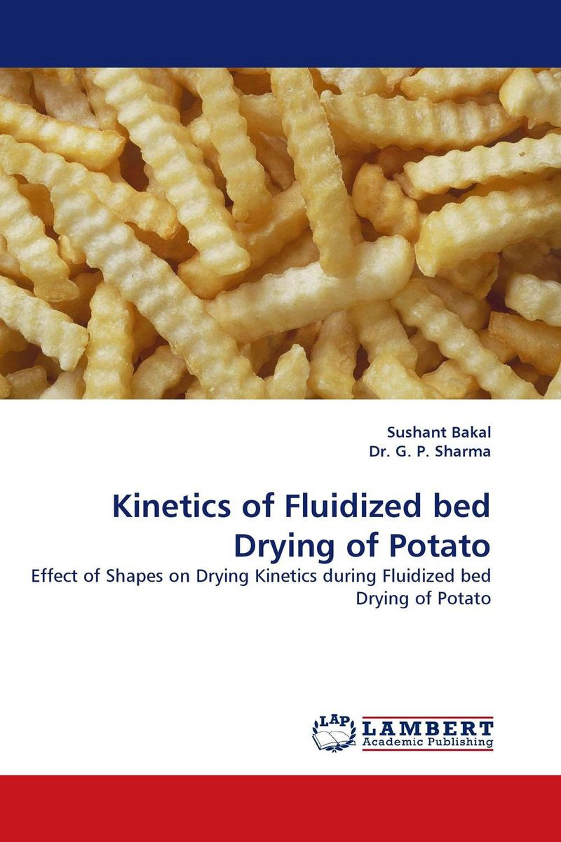 Kinetics of Fluidized bed Drying of Potato effect of protein energy ratio on african catfish gonadal development