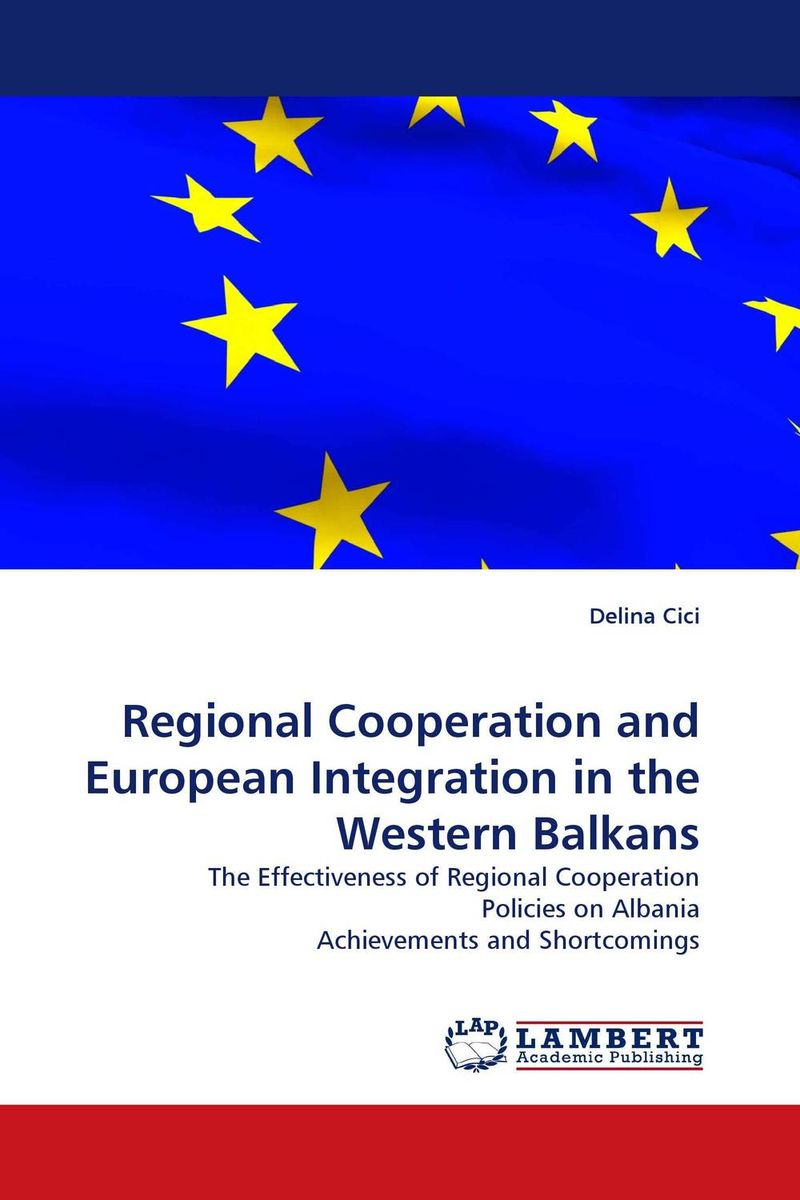 Regional Cooperation and European Integration in the Western Balkans держатель для колец icelet голографический 1238461