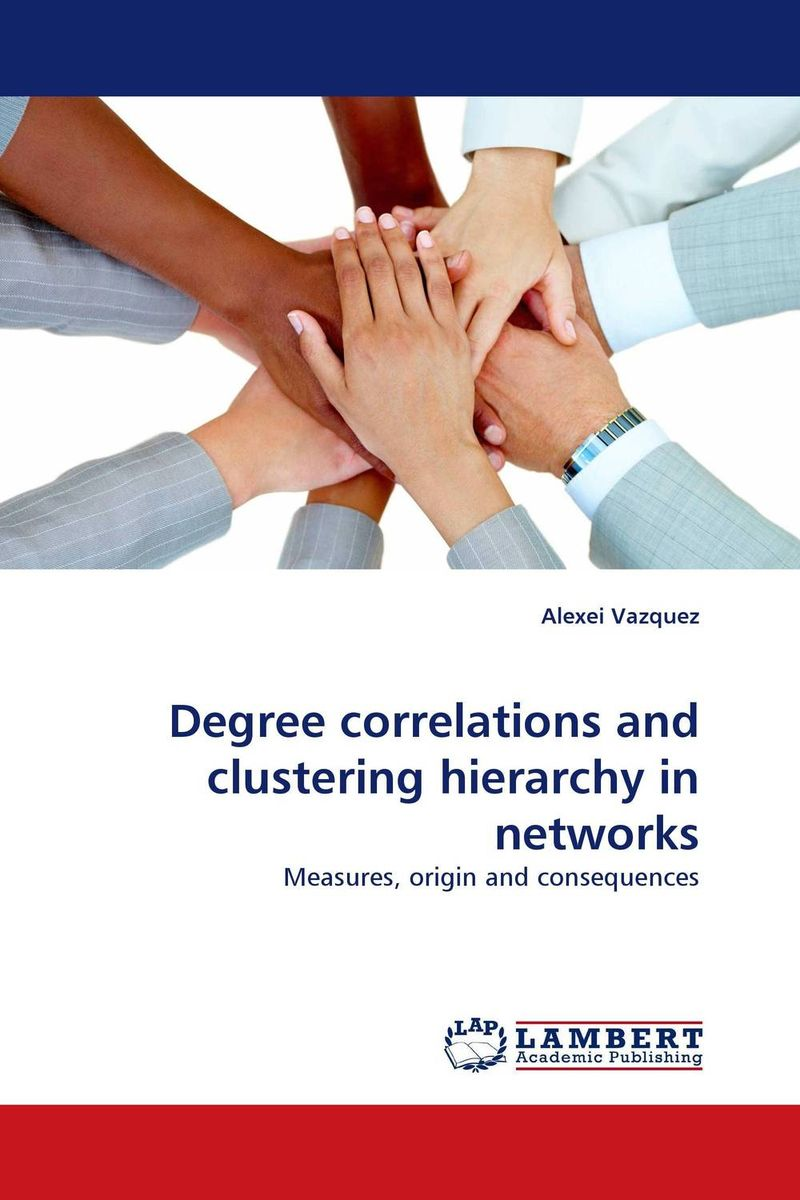 Degree correlations and clustering hierarchy in networks dynamic biological networks – stomatogast