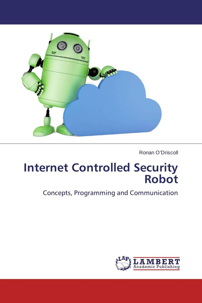 Internet Controlled Security Robot lightweight and robust security for applications in internet of things