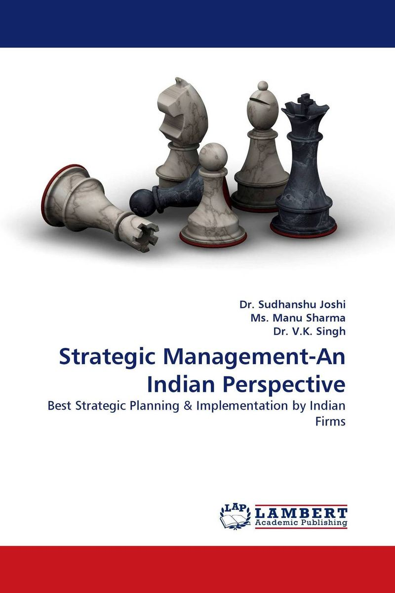 Strategic Management-An Indian Perspective
