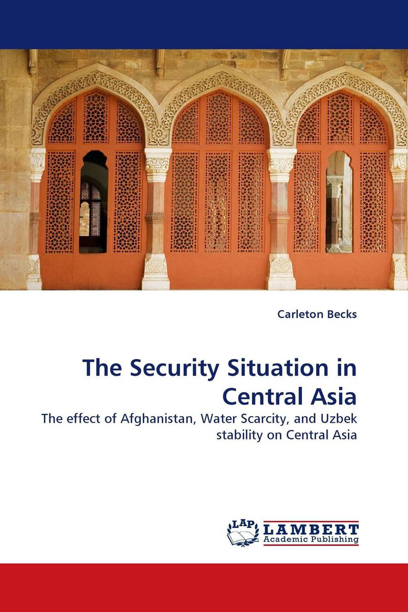 The Security Situation in Central Asia engelbert what s in a name