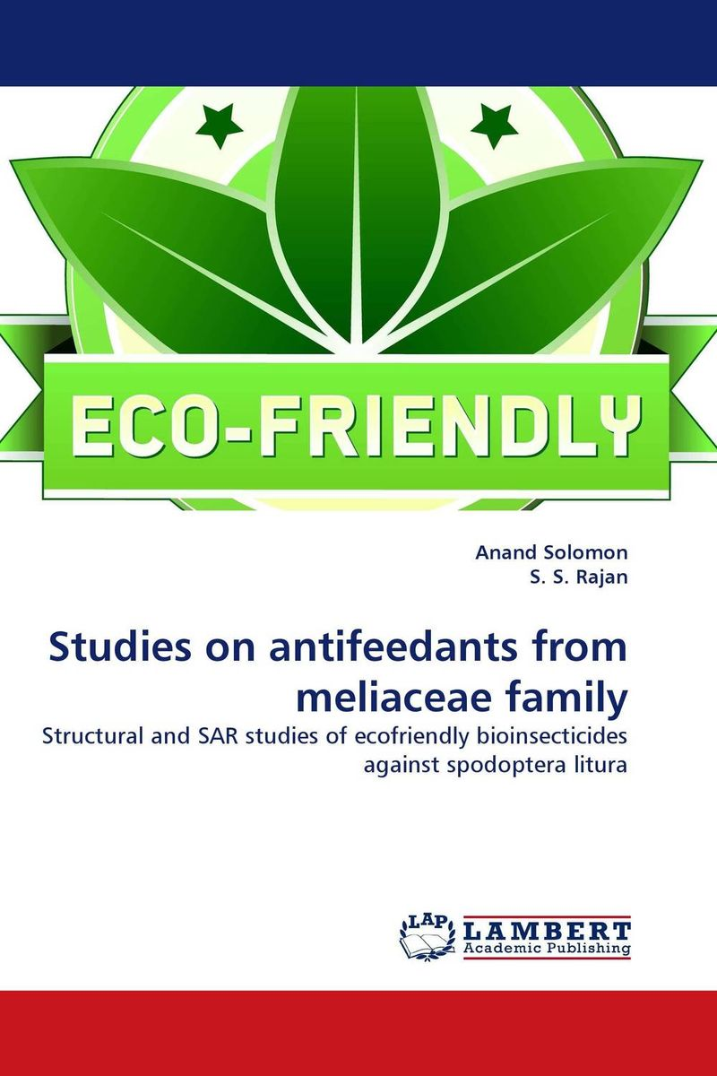 Studies on antifeedants from meliaceae family eman ibrahim el sayed abdel wahab molecular genetic characterization studies of some soybean cultivars
