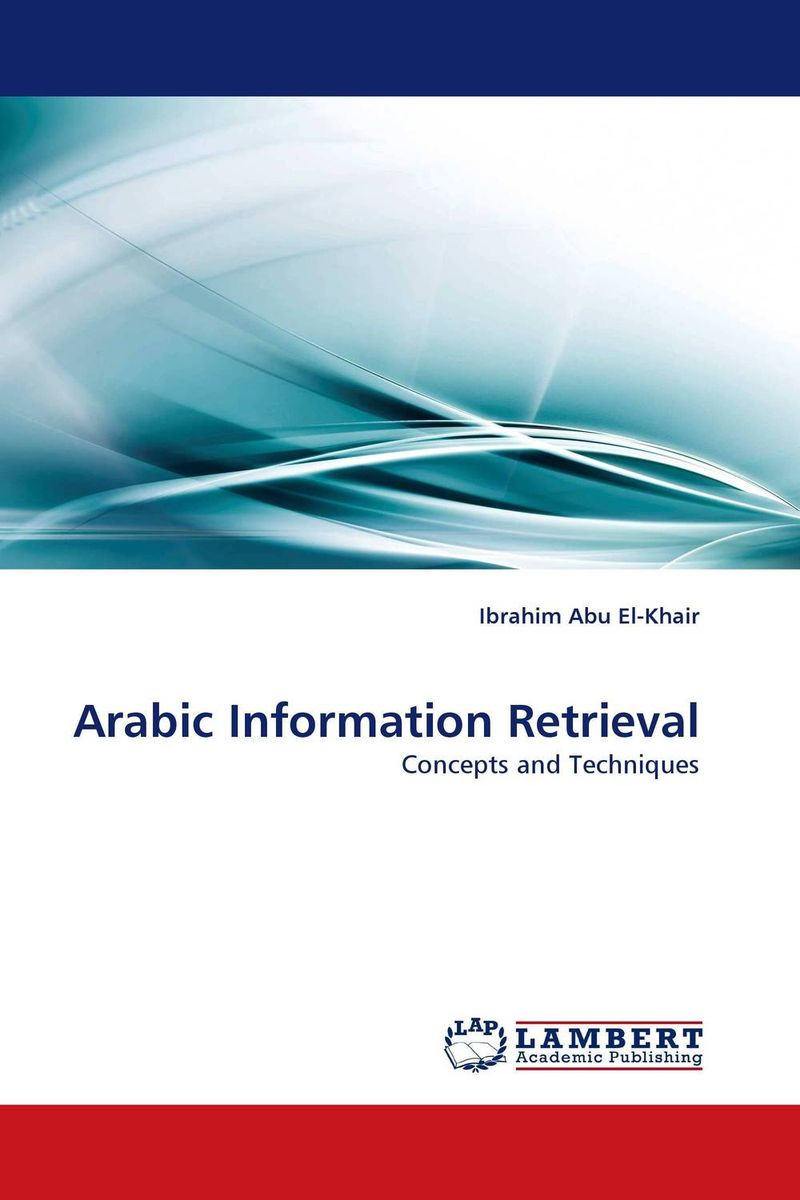 Arabic Information Retrieval clustering information entities based on statistical methods