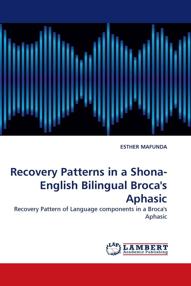Recovery Patterns in a Shona- English Bilingual Broca''s Aphasic bilingual sherlock holmes book part i a study in scarlet in chinese and english