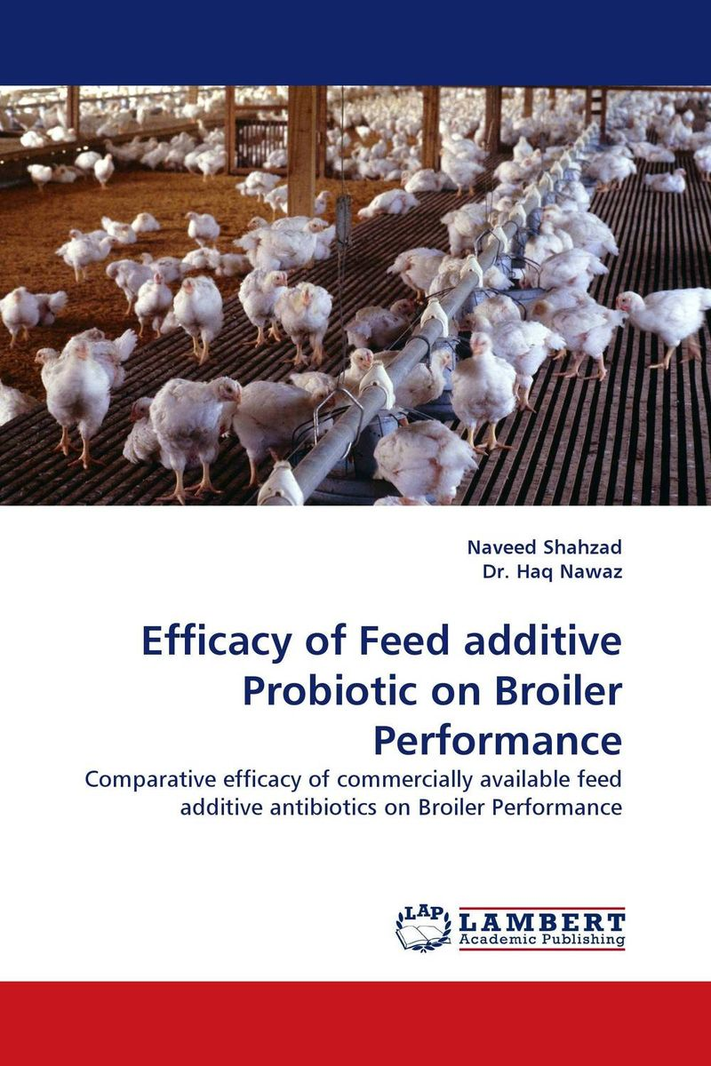 Efficacy of Feed additive Probiotic on Broiler Performance duncan bruce the dream cafe lessons in the art of radical innovation