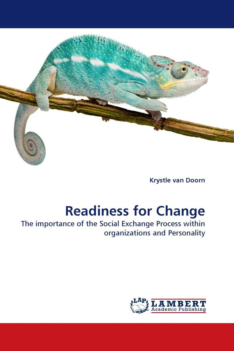 Readiness for Change change from a human perspective