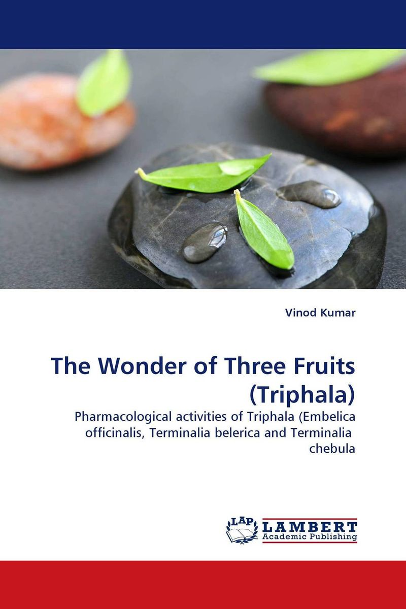 The Wonder of Three Fruits (Triphala) studies on the antioxidant activity of indigofera hochstetteri baker