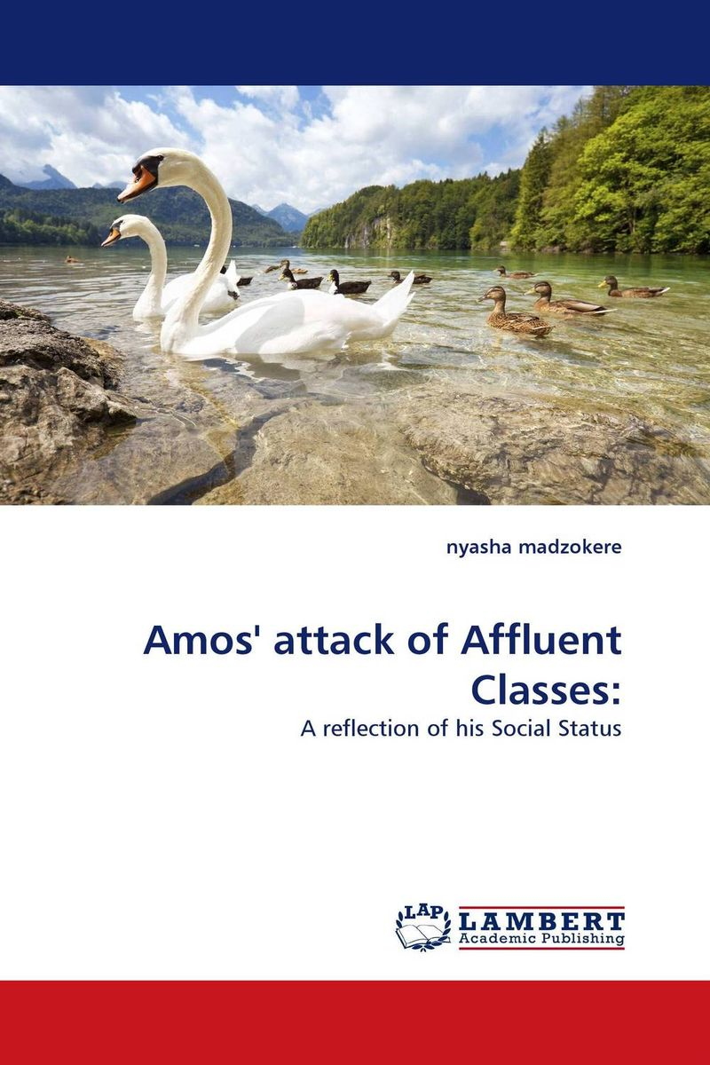 Amos'' attack of Affluent Classes: attack of the not so virtual monsters