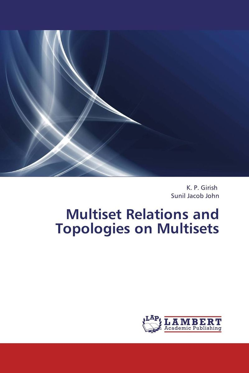 Multiset Relations and Topologies on Multisets