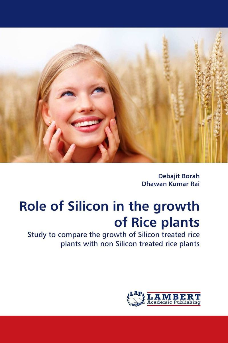 Role of Silicon in the growth of Rice plants ganesh deshmukh sudarshan latake and avinash satpute role of trichoderma viride in chickpea wilt