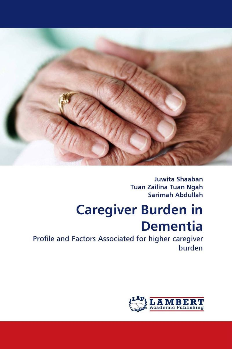 Caregiver Burden in Dementia брюки dressed in green брюки