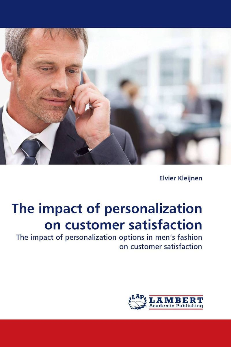 The impact of personalization on customer satisfaction impact of job satisfaction on turnover intentions