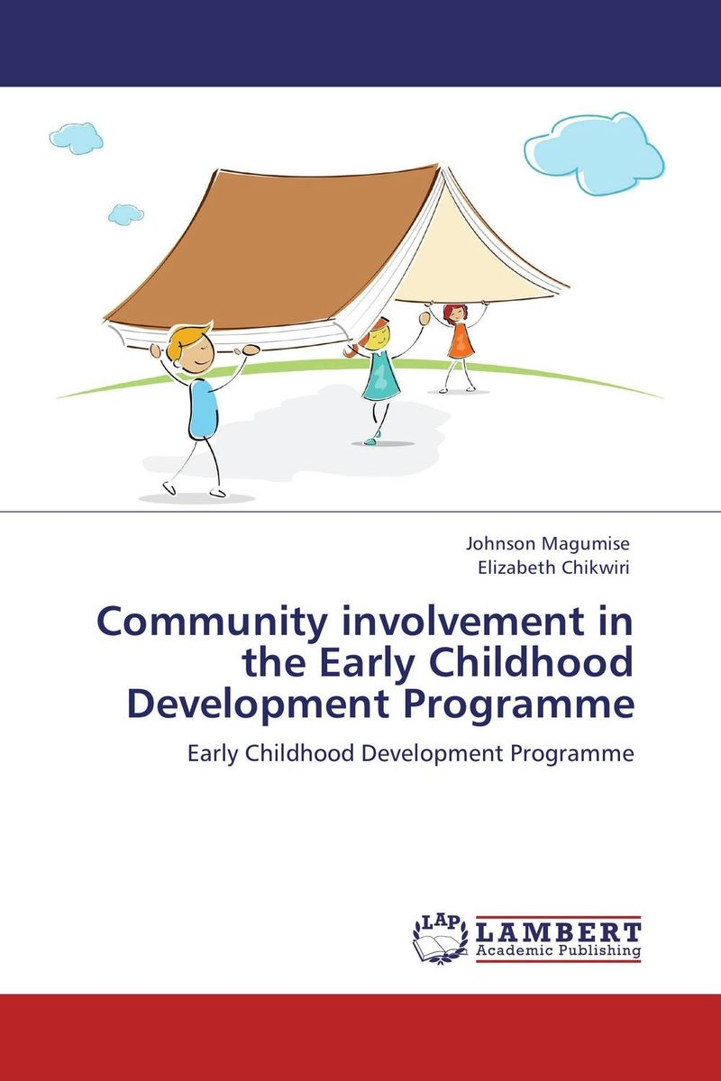 Community involvement in the Early Childhood Development   Programme сумка мужская malgrado цвет черный br11 526
