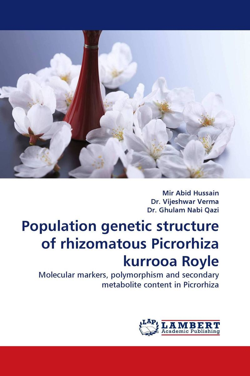 Population genetic structure of rhizomatous Picrorhiza kurrooa Royle mir abid hussain dr vijeshwar verma and dr ghulam nabi qazi population genetic structure of rhizomatous picrorhiza kurrooa royle
