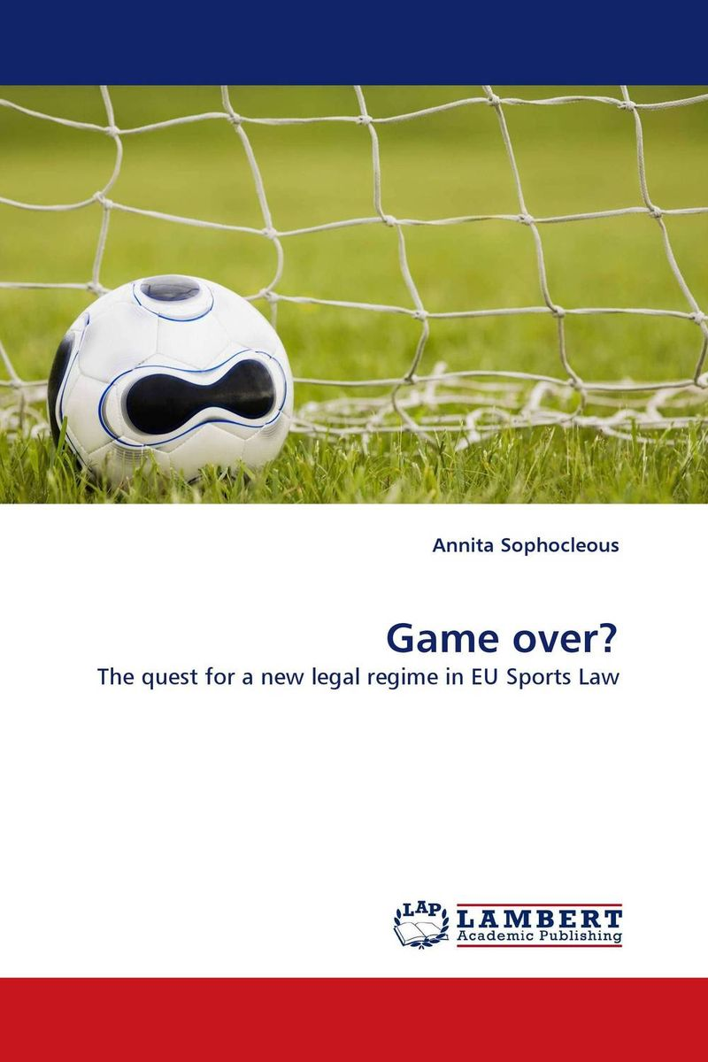 Game over? sports law in russia monograph