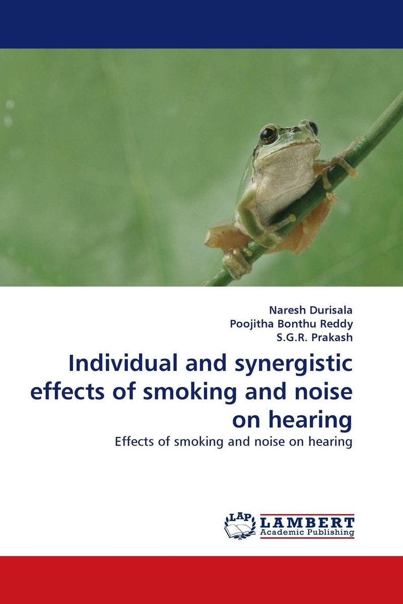 Individual and synergistic effects of smoking and noise on hearing effect of smoking on periodontium