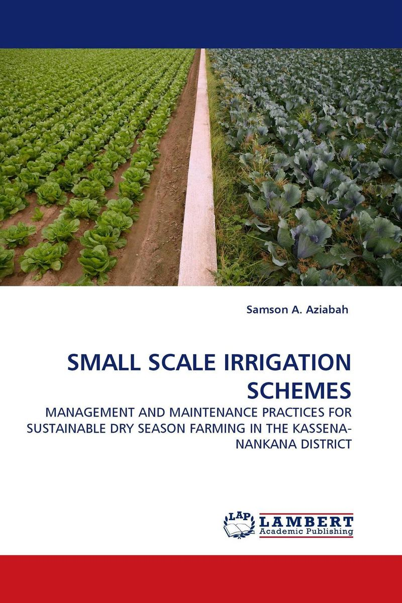 SMALL SCALE IRRIGATION SCHEMES