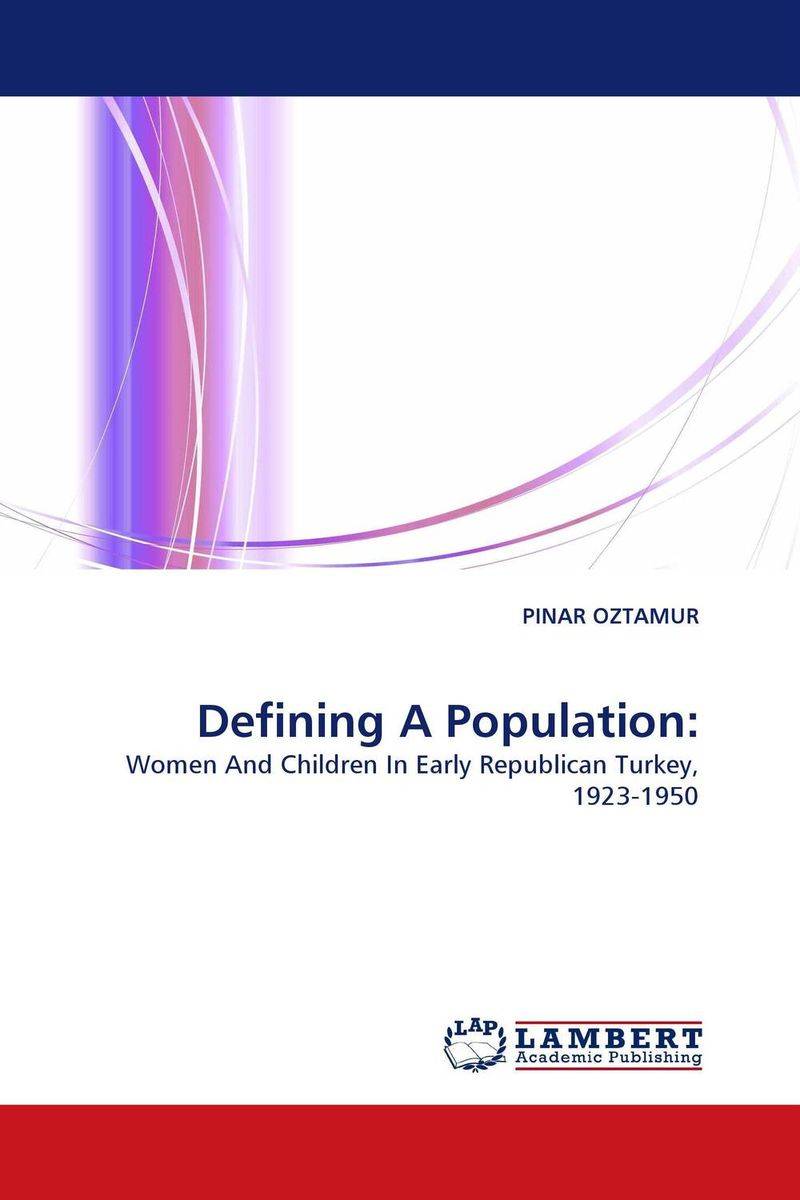 Defining A Population: affair of state an