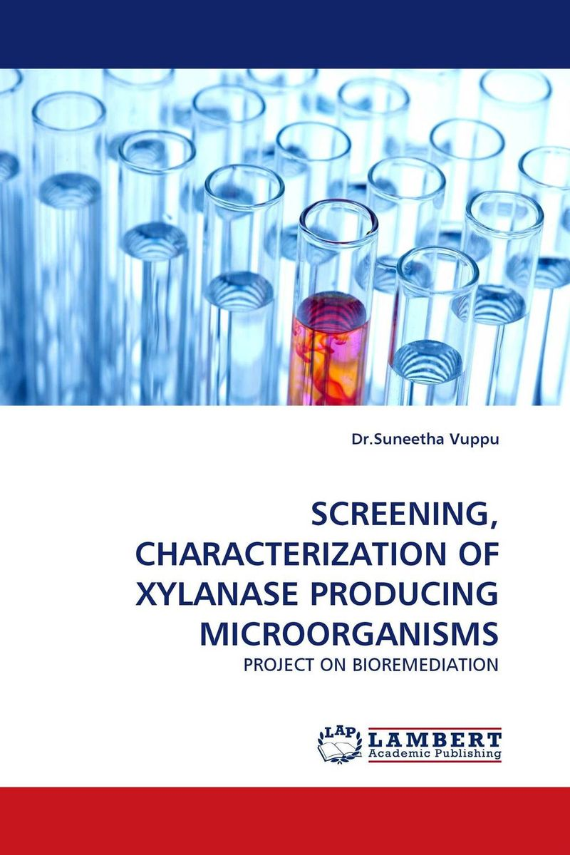 SCREENING, CHARACTERIZATION OF XYLANASE PRODUCING MICROORGANISMS augmented cellulase production by mutagenesis of trichoderma viride