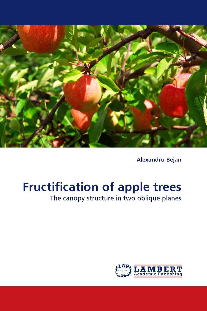 Fructification of apple trees the trees trees the garden of jane delawney lp