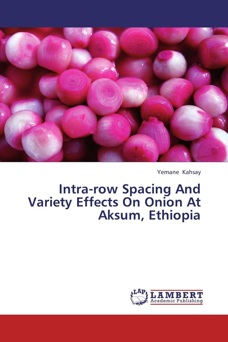 Intra-row Spacing And Variety Effects On Onion At Aksum, Ethiopia видеоигра бука saints row iv re elected