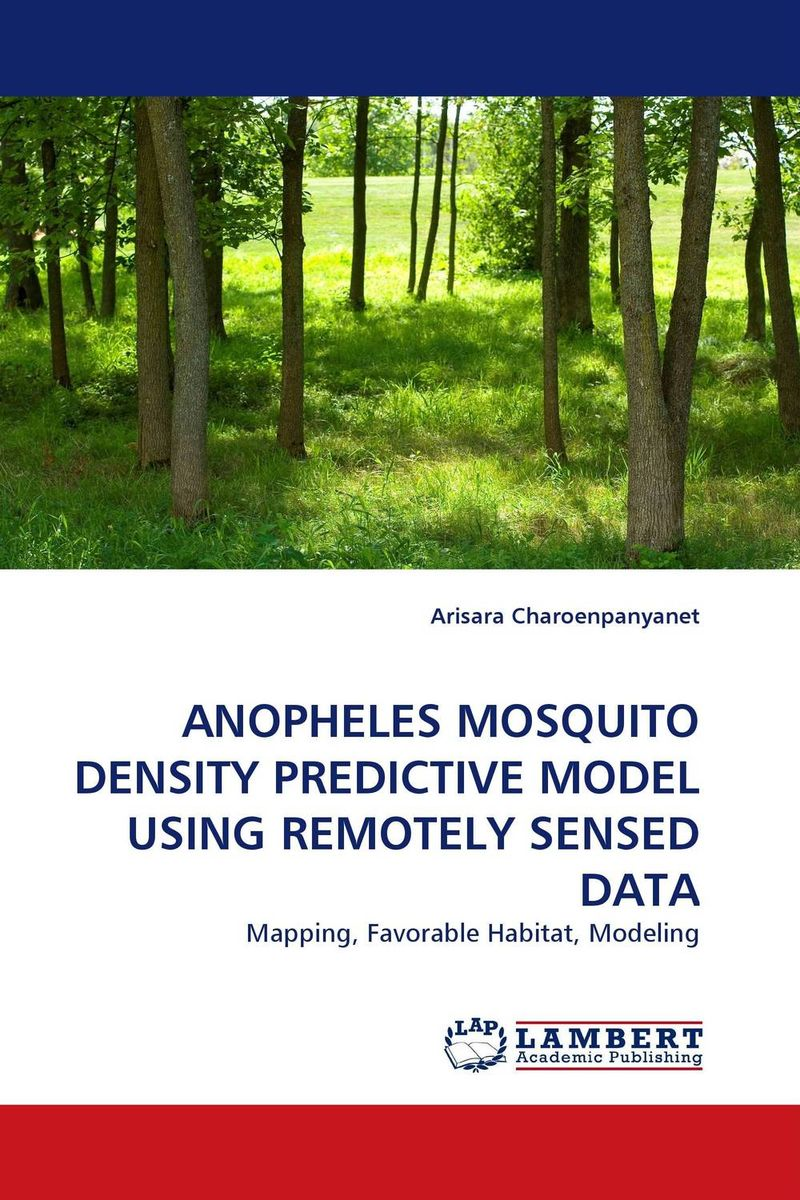 ANOPHELES MOSQUITO DENSITY PREDICTIVE MODEL USING REMOTELY SENSED DATA spatial analysis of malaria amansie west ghana