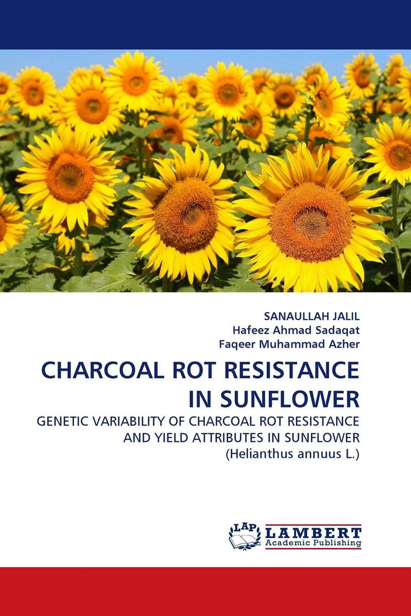 CHARCOAL ROT RESISTANCE IN SUNFLOWER aileendoll rot ver 2 dangon