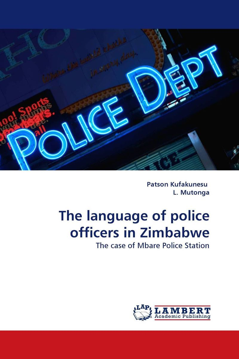 The language of police officers in Zimbabwe ways of curbing tax evasion in zimbabwe