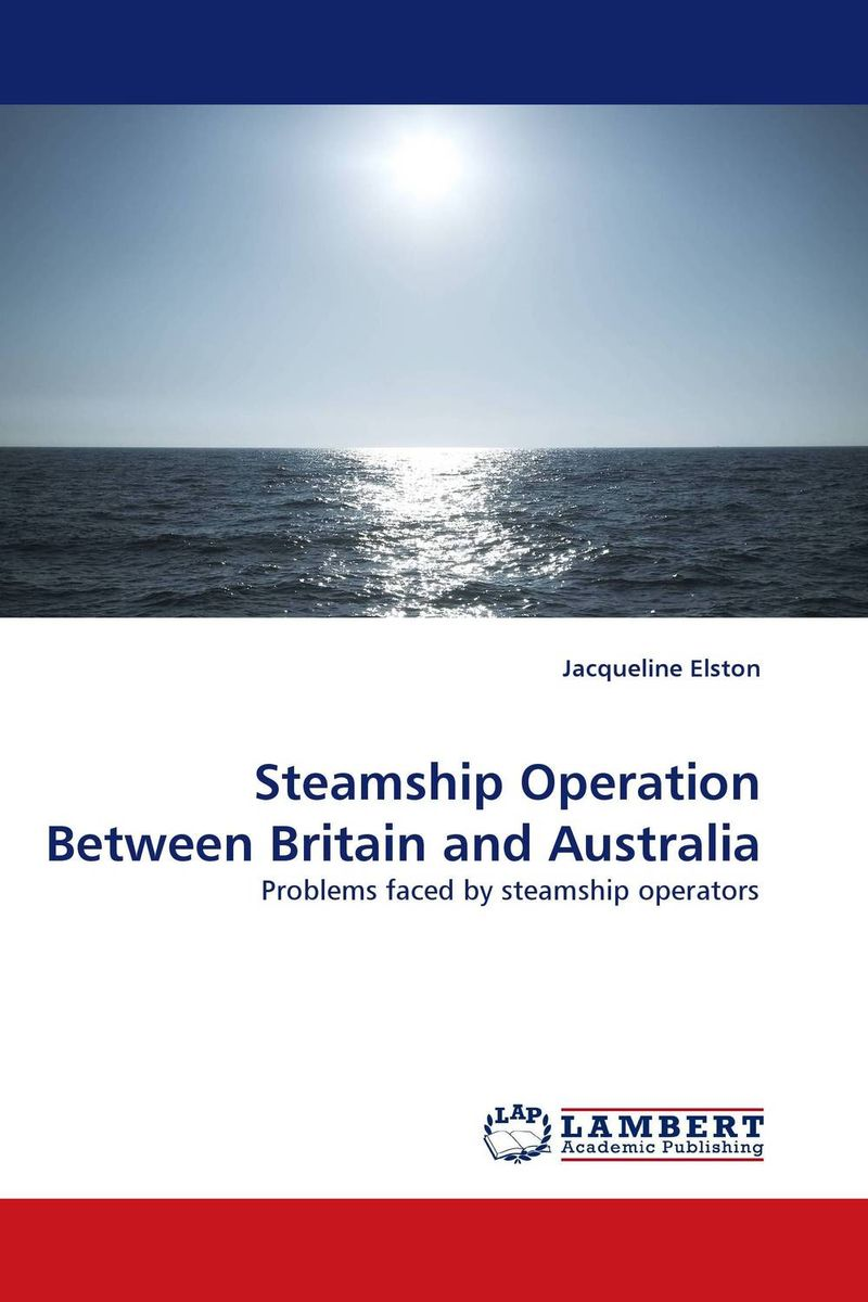 Steamship ?Operation? Between? Britain ?and ?Australia