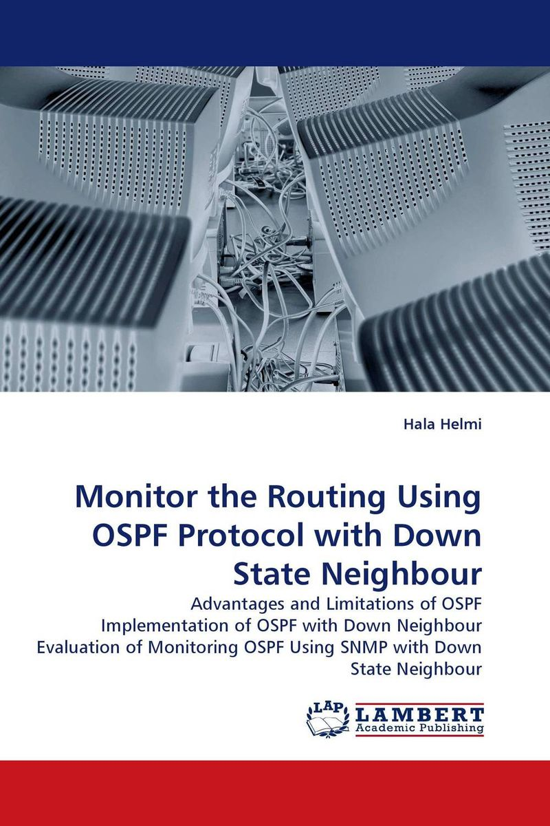 Monitor the Routing Using OSPF Protocol with Down State Neighbour round neck quick dry solid color short sleeve men s t shirt