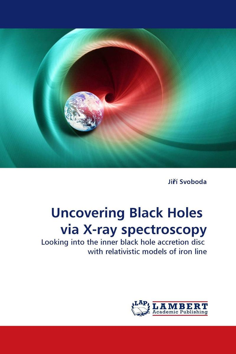 Uncovering Black Holes via X-ray spectroscopy geons black holes