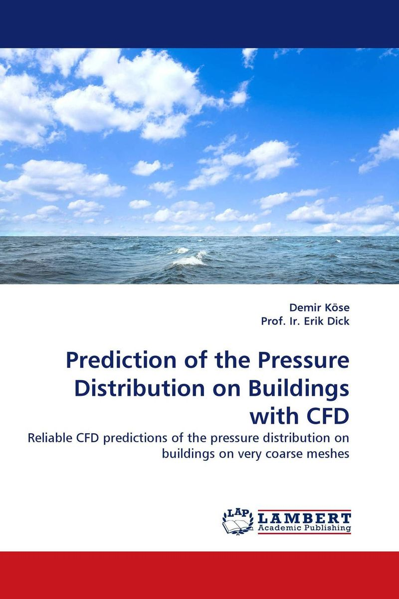 где купить Prediction of the Pressure Distribution on Buildings with CFD по лучшей цене