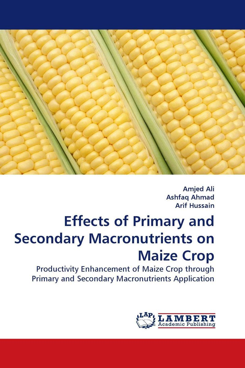 Effects of Primary and Secondary Macronutrients on Maize Crop