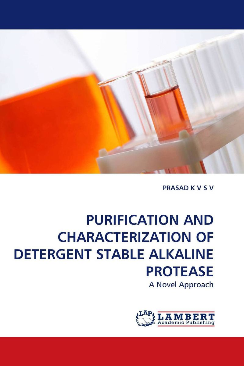 PURIFICATION AND CHARACTERIZATION OF DETERGENT STABLE ALKALINE PROTEASE purnima sareen sundeep kumar and rakesh singh molecular and pathological characterization of slow rusting in wheat