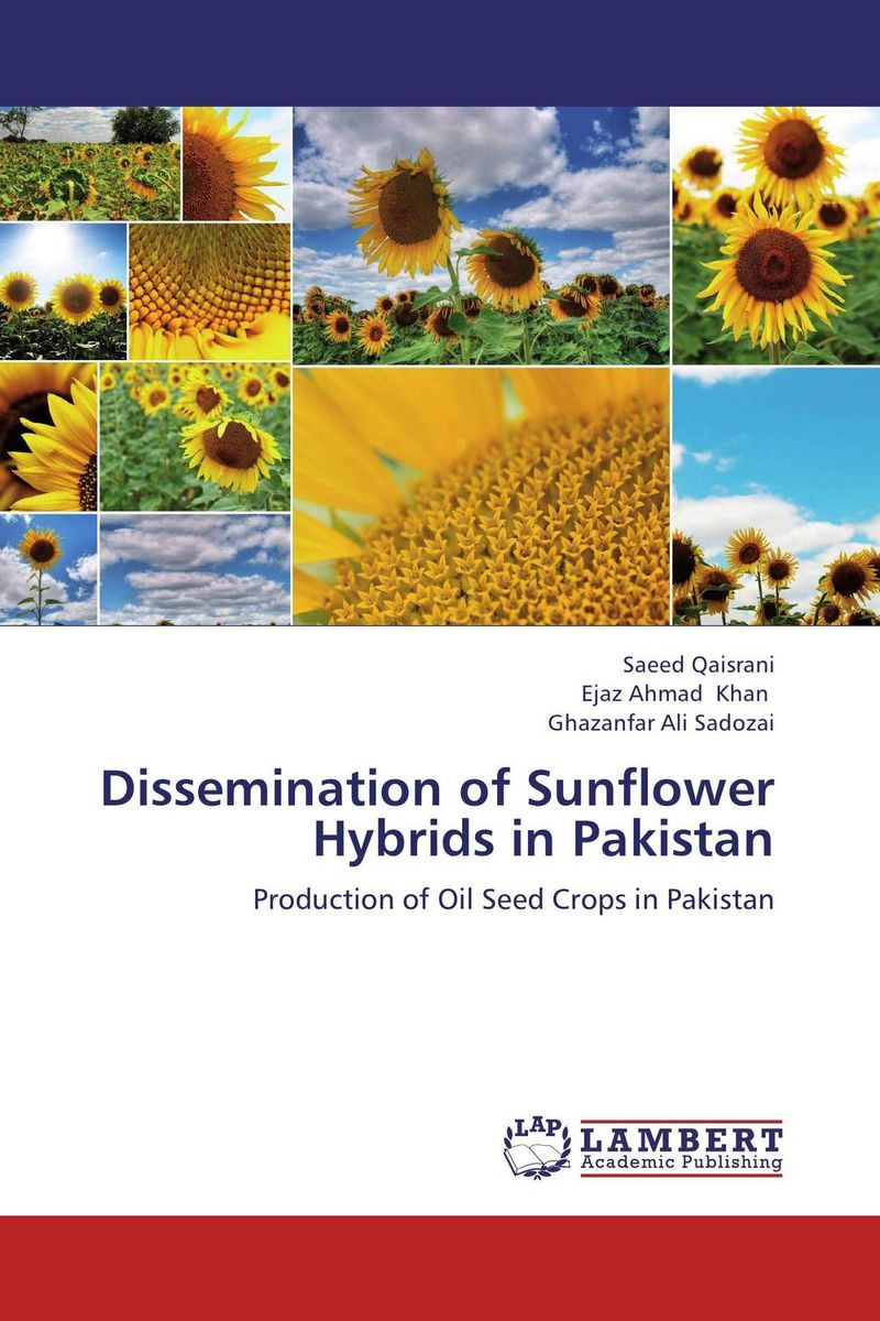 цена на Dissemination of Sunflower Hybrids in Pakistan