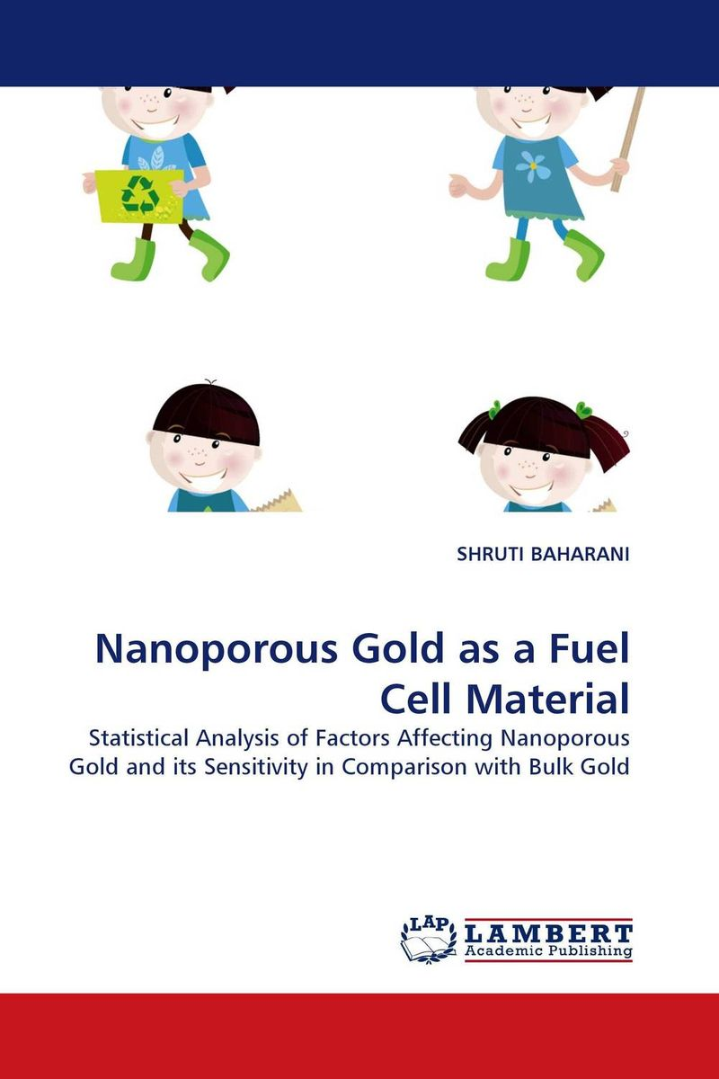 Nanoporous Gold as a Fuel Cell Material fuel cell application composite electrodes