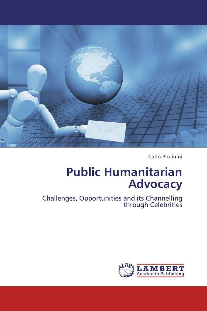 Public Humanitarian Advocacy