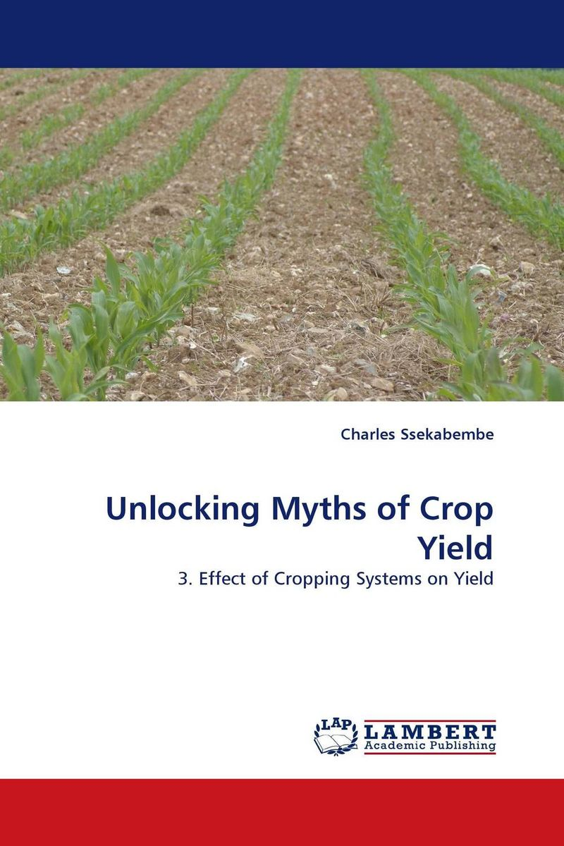 Unlocking Myths of Crop Yield organic farming of rice based cropping systems