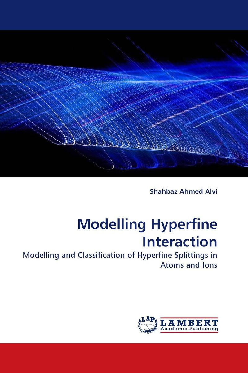 Modelling Hyperfine Interaction a subspace approach for speech signal modelling and classification