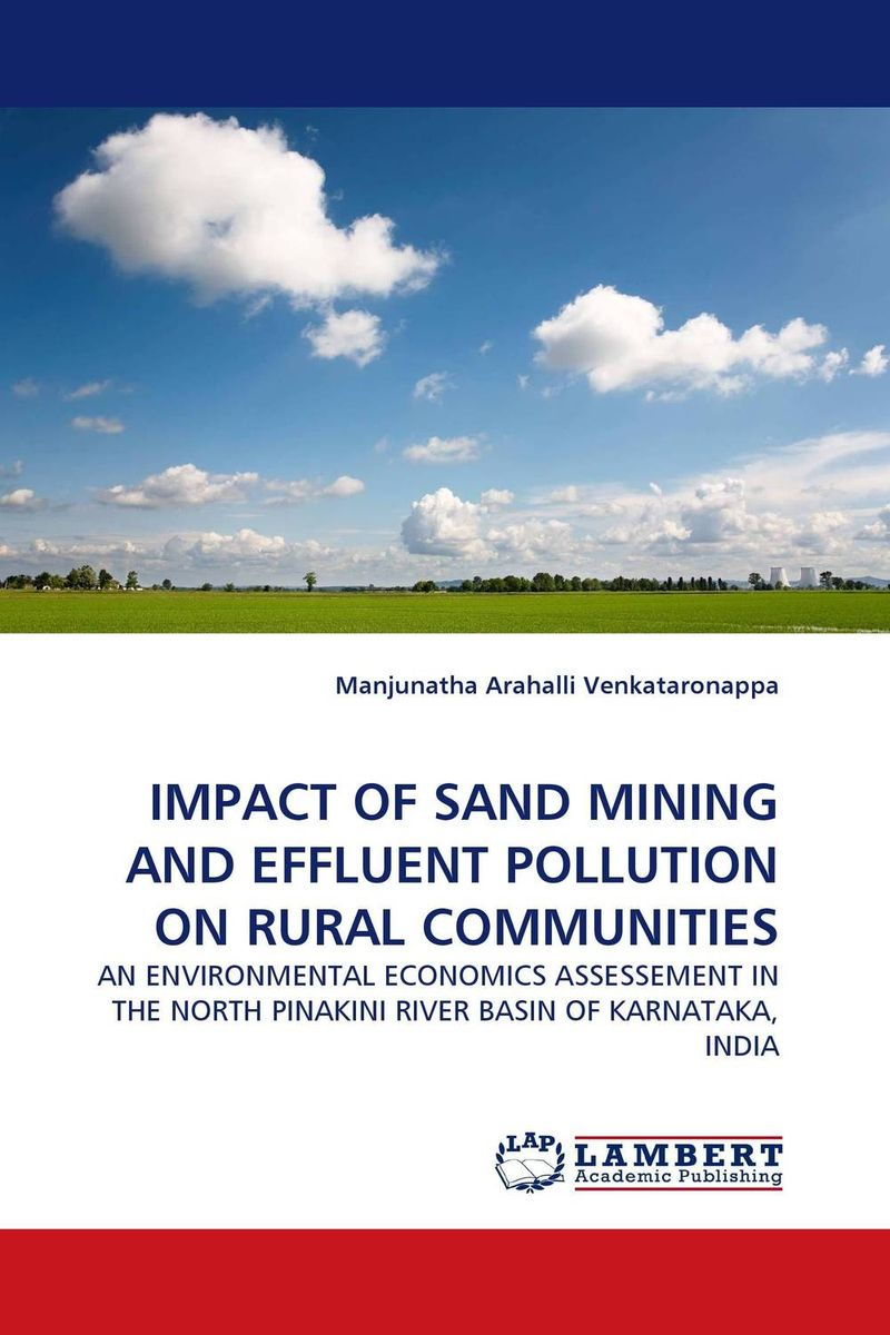 IMPACT OF SAND MINING AND EFFLUENT POLLUTION ON RURAL COMMUNITIES llama llama sand and sun