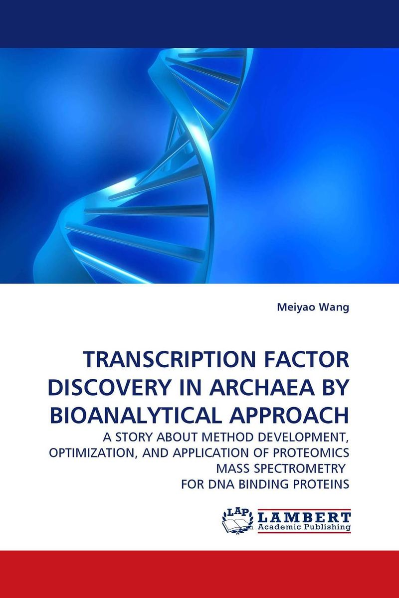TRANSCRIPTION FACTOR DISCOVERY IN ARCHAEA BY BIOANALYTICAL APPROACH in situ detection of dna damage methods and protocols