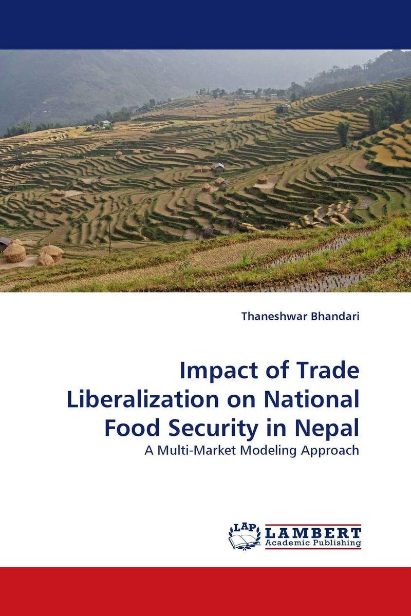 Impact of Trade Liberalization on National Food Security in Nepal abhaya kumar naik socio economic impact of industrialisation