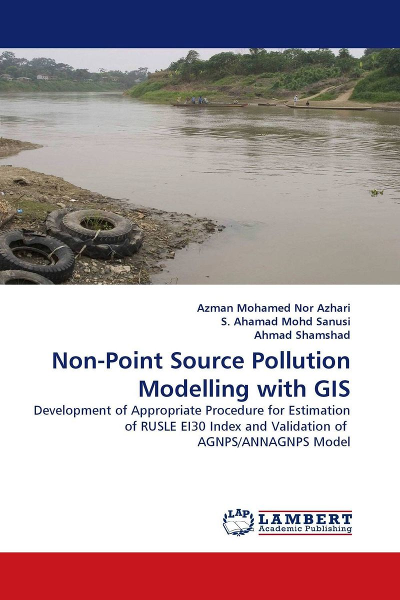 Non-Point Source Pollution Modelling with GIS недорго, оригинальная цена