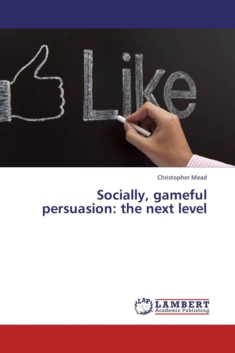 Socially, gameful persuasion: the next level