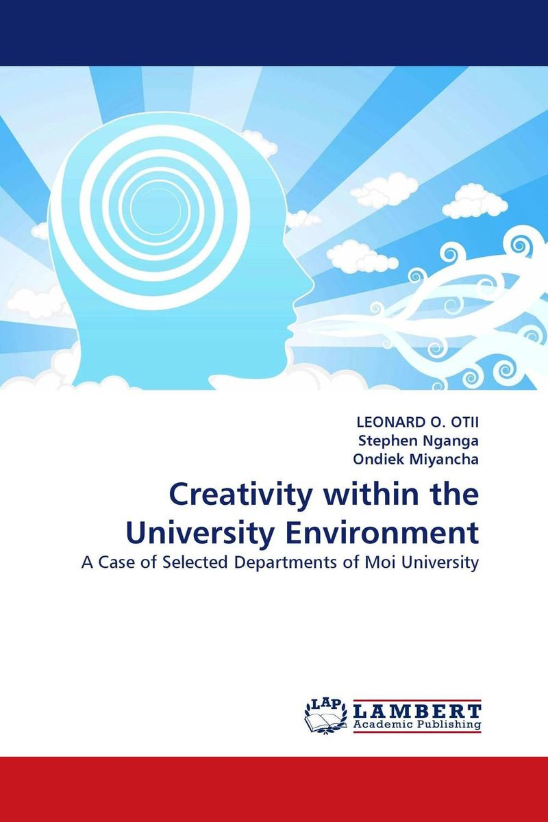 Creativity within the University Environment the counterlife